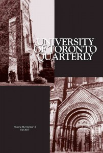 University of Toronto Quarterly