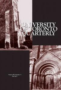 University of Toronto Quarterly